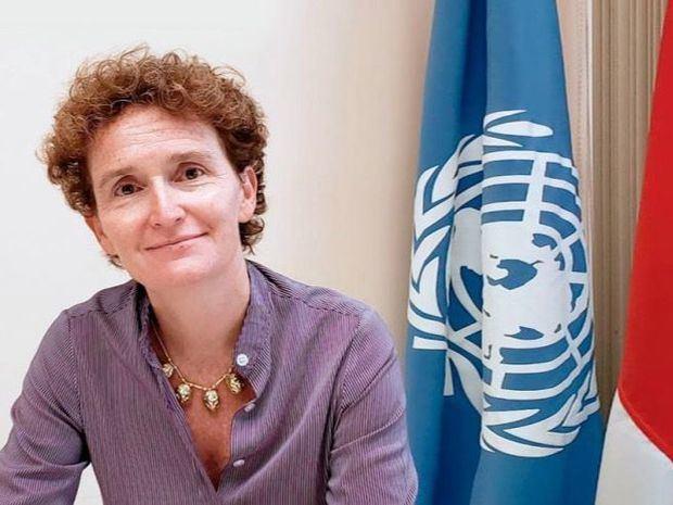 Alice Shackelford, coordinadora residente del Sistema de las Naciones Unidas en Costa Rica.