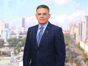 Presidente del CONEP, Pedro Brache.