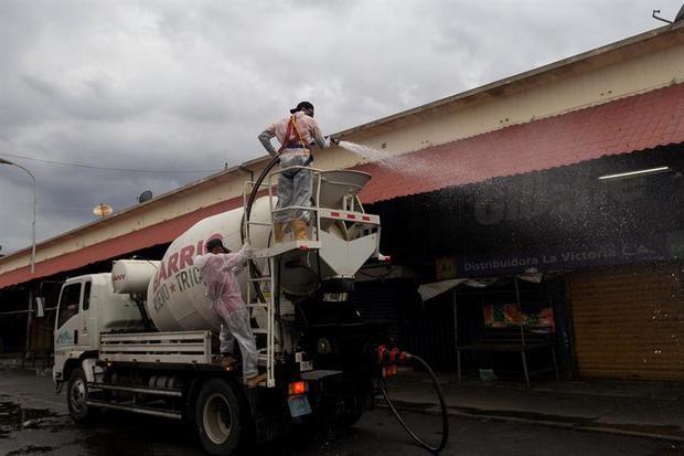 Venezuela anuncia la vuelta a la