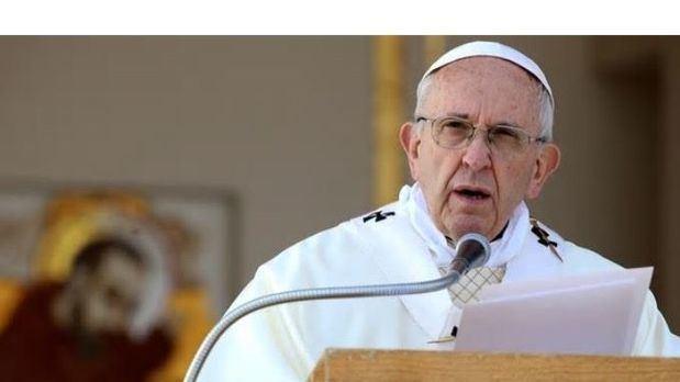 """El papa lanza un """"año especial"""" para reflexionar sobre el cuidado del clima"""