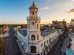 Zona Colonial Santo Domingo.