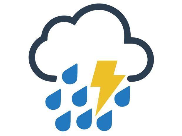 Vaguada y onda tropical ocasionarán aguaceros moderados y tormentas eléctricas