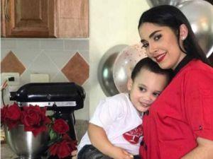 Esmeralda Moronta, una madre emprendedora.