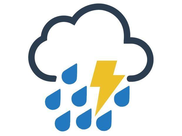 Ambiente caluroso… aguaceros y tormentas eléctricas en la tarde por efecto de la vaguada
