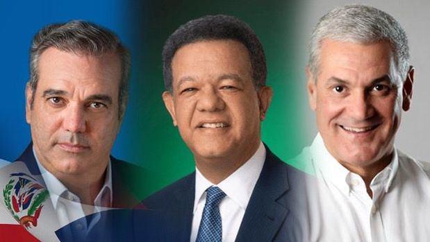 Abinader, Fernández y Castillo expondrán sus planes ante los empresarios