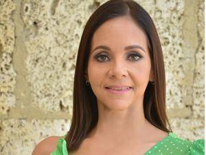 Claudine Nova, presidenta de la ADCS..