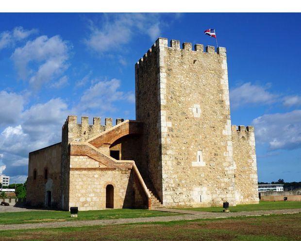 Fortaleza Ozama, Ciudad Colonial