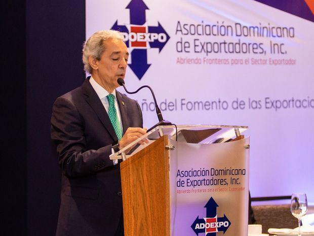 Luis Concepción, presidente de Adoexpo.
