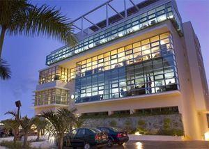 Edificio Fundación Global Democracia y Desarrollo.