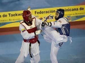 El taekwondo es uno de los deportes que más medallas aporta tradicionalmente a la República Dominicana en competiciones internacionales.
