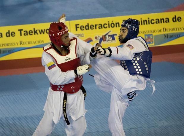 Taekwondo dominicano resuelve problemas económicos y retoma ruta a Tokio 2020