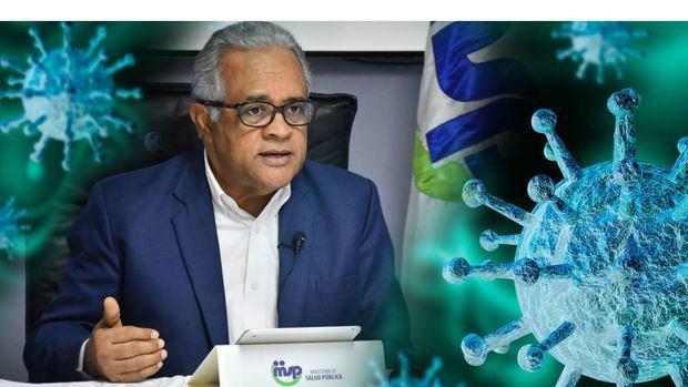 El país registra 24,645 casos de coronavirus