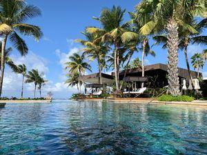 Ritz Carlton Reserve, Playa Dorada, Puerto Rico.