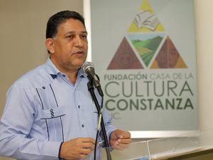 Rafael Collado, presidente del Clúster Turístico de Constanza.