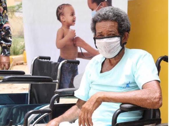Despacho de la Primera Dama lleva soluciones de salud e insumos médicos a municipios