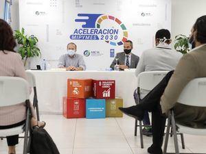 El acto de lanzamiento fue transmitido por las redes sociales del MCM y del PNUD.