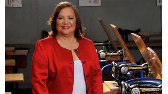 Muere la diseñadora de modas, Mercy Jácquez
