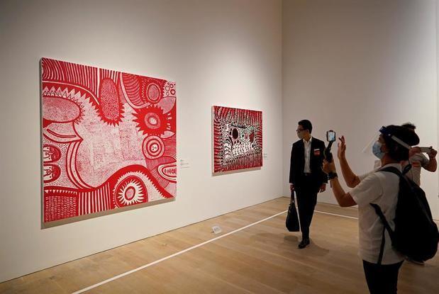 De Kusama a Murakami: un recorrido generacional por el arte nipón más global