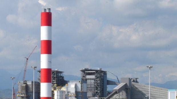 Termoeléctrica Punta Catalina opera al 94.4% de su potencia este sábado