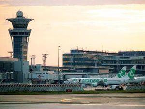 Aeropuerto de París Orly.