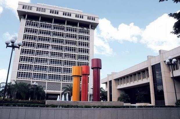 Banco Central  de la RD.