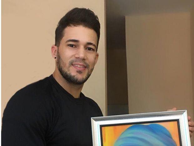"""Eladio García: """"El arte me hace evolucionar, me transforma, me llena"""""""