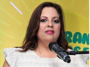 Carolina Pantaleón, directora de mercadeo de Helados Bon.