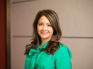 la puertorriqueña Frances Colón, asesora adjunta de Ciencia y Tecnología en el Departamento de Estado durante la presidencia de Barack Obama.
