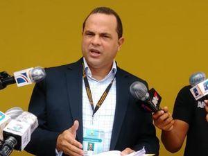 Delegado político del Partido Fuerza del Pueblo, Manuel Crespo.