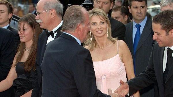 Sale a la luz la declaración de Corinna Larsen sobre los 65 millones que le transfirió el rey Juan Carlos I