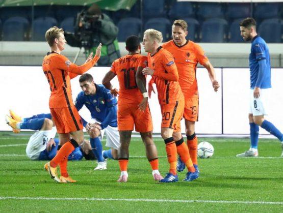 Italia y Holanda se anulan y Polonia lidera grupo I Liga Naciones