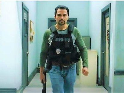 Manny Pérez: protagoniza serie Big Dogs, de Amazon Prime Video
