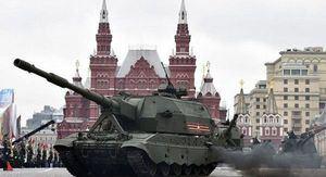 Nuevo armamento de Rusia.