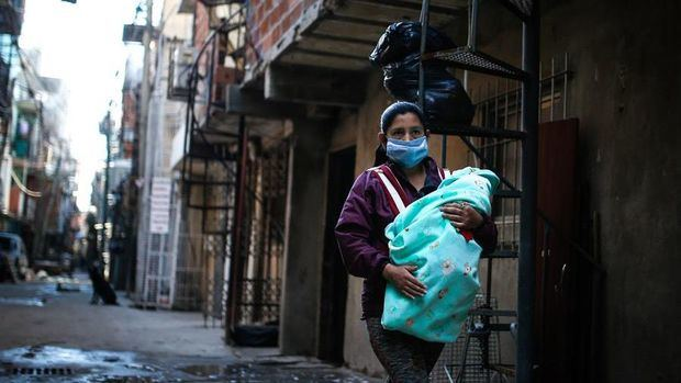 El Covid-19 ha reducido los servicios de salud a las madres y los niños en un 20%, dice informe