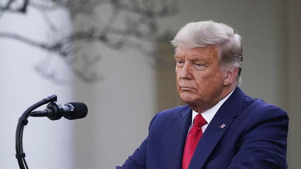 En la imagen el expresidente estadounidense Donald Trump.