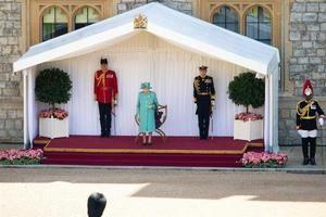 Cumpleaños Isabel II