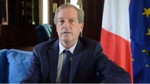 Embajador de Francia en República Dominicana, Didier Lopinot.