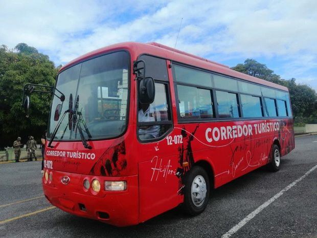 La OMSA inaugura el Corredor Turístico del Gran Santo Domingo