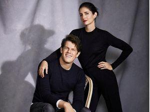 Wes Gordon, director creativo de Carolina Herrera y Carolina Adriana Herrera. Cedidas por la firma Carolina Herrera.