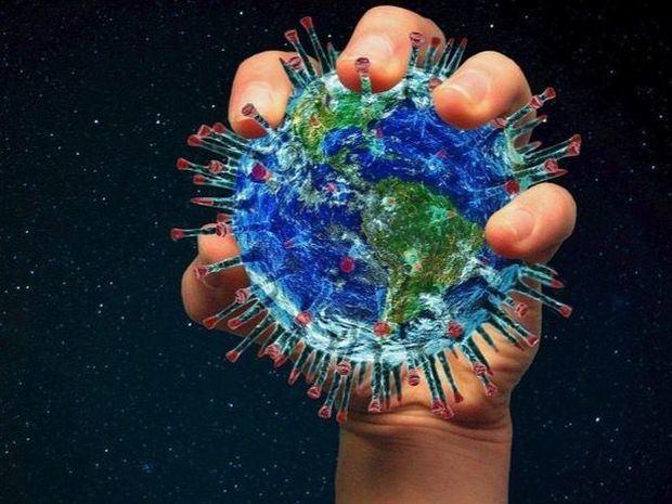 La pandemia del coronavirus Covid-19 en el mundo