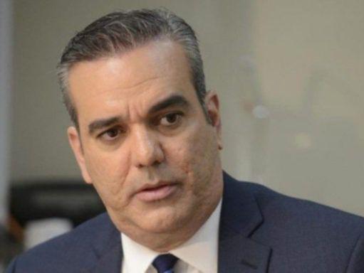 El presidente electo, Luis Abinader.