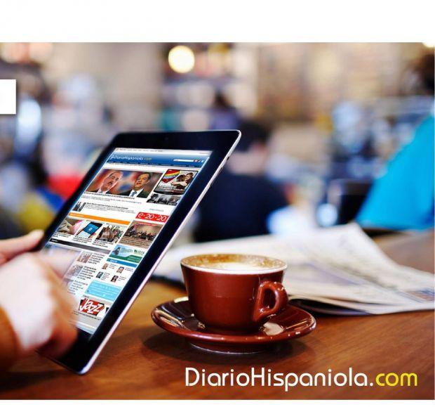 Diario Hispaniola presenta renovado diseño de su portal web