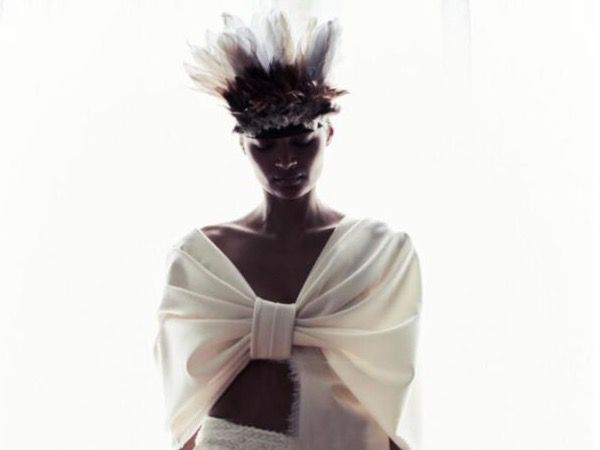 Margiela, Elie Saab y Jarrar buscan en la naturaleza el resurgir de la moda
