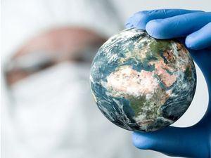 La pandemia del coronavirus Covid-19 en el mundo (datos actualizados 25 julio 2020).