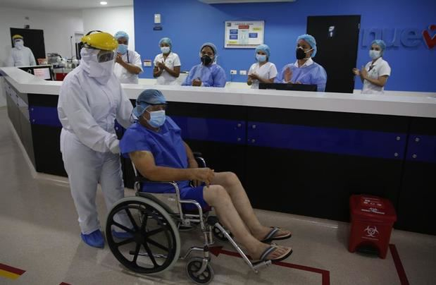 Con la pandemia desbordada, Colombia suma 1.262 casos en el día y llega a 25.366