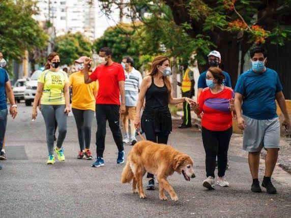 """Alcaldesa Carolina Mejía respalda """"Piantini Peatonal"""" para el disfrute de la ciudad"""