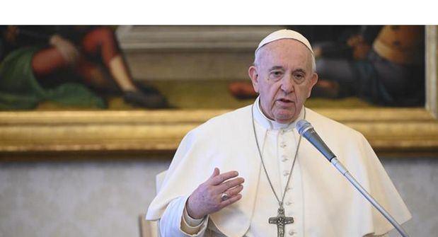 El papa llama a la comunidad internacional a ayudar a Líbano a superar la crisis