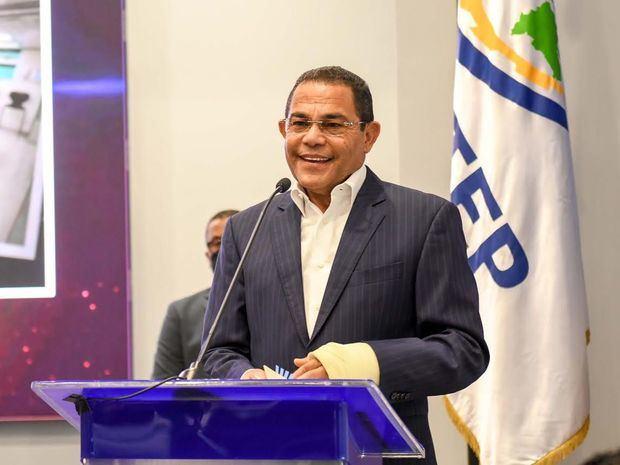 Rafael Ovalles, Director general del INFOTEP.