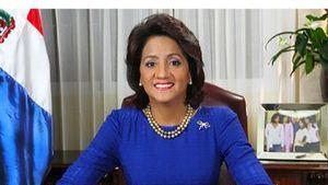Cándida Montilla de Medina desde el Despacho de la Primera Dama respalda situaciones de Síndrome de Down y de la Concienciación sobre el Autismo.