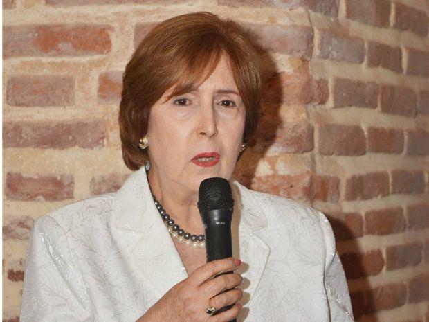 Carmen Heredia, designada como próxima ministra de Cultura.